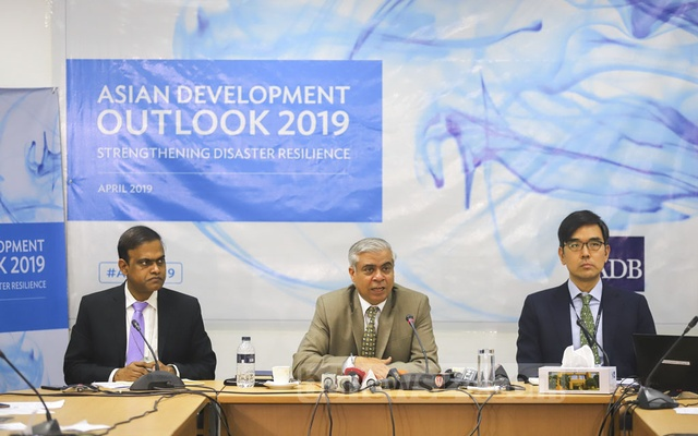 BANGLADESH'S GDP GROWTH TO SCALE 8% IN FY19, SAYS ADB