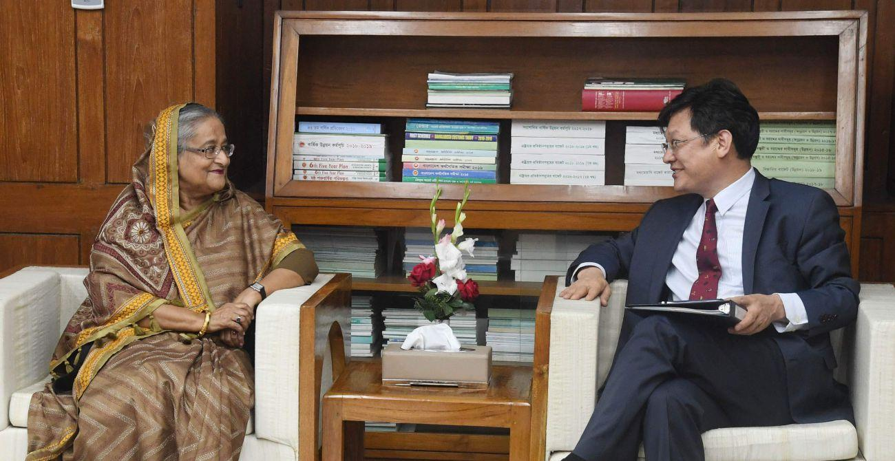 ADB REAFFIRMS COMMITMENT TO BANGLADESH